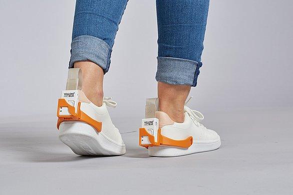 Przeanalizuj nieprawidłowe ustawienie stóp