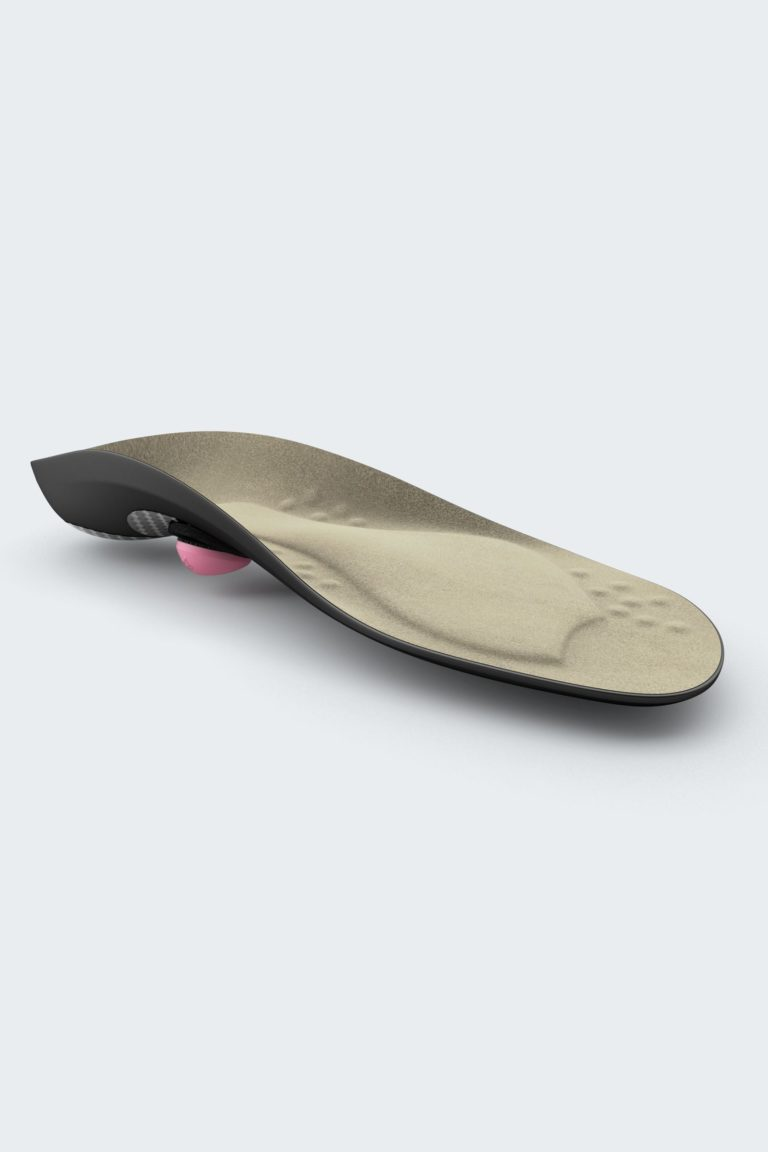 Wkładki do butów zimą: igli Comfort jest wysoce zalecane.