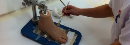Protezy kostki i stopy