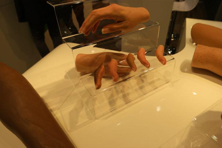 Proteza z silikonu